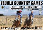 Week end con i Fedula Country Games, serie di  eventi dedicati al mondo rurale